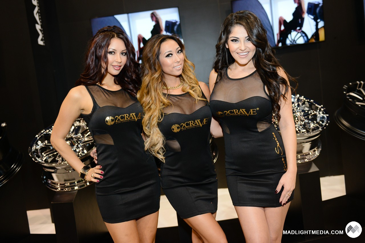 SEMA 2013 Models