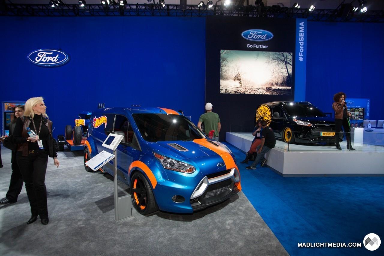 SEMA 2013 Cars