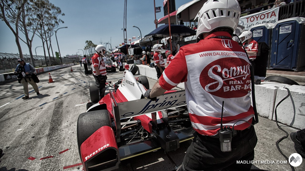 IndyCar at Long Beach Grand Prix