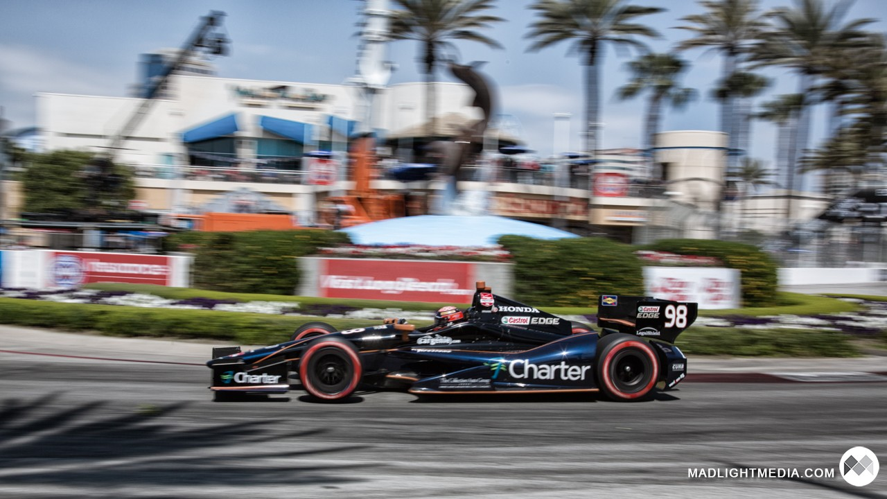 IndyCar at Long Beach