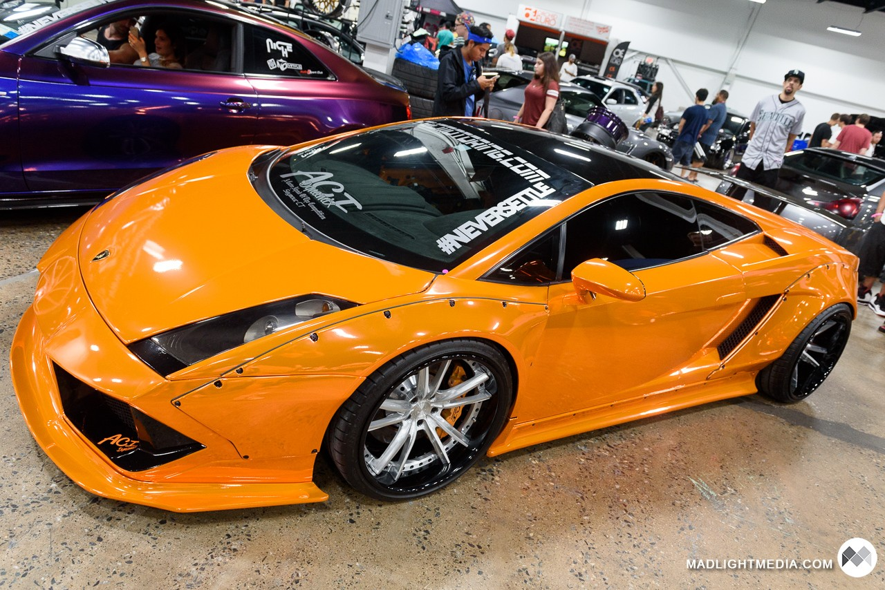 Liberty Walk Gallardo
